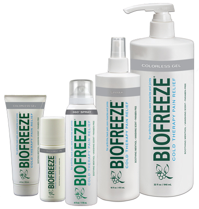 Biofreeze - spray